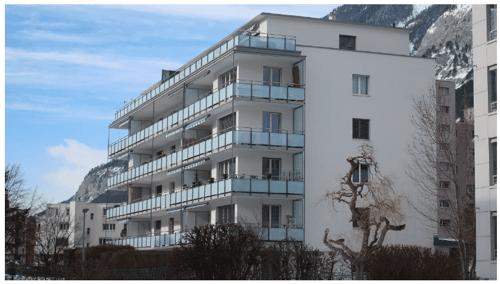 Seltene 5.5 Zimmerwohnung im Rheinquartier zu vermieten (1)