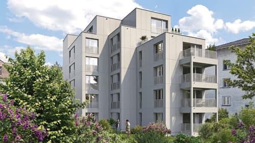 Urban und minimalistisch: Neubauwohnungen in Zürichs Trendquartier (1)
