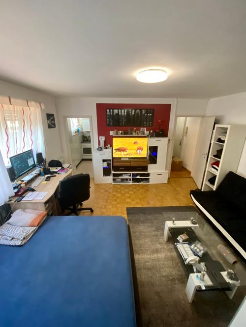 Möbilierte und freundliche 1 Zimmer Wohnung (1)