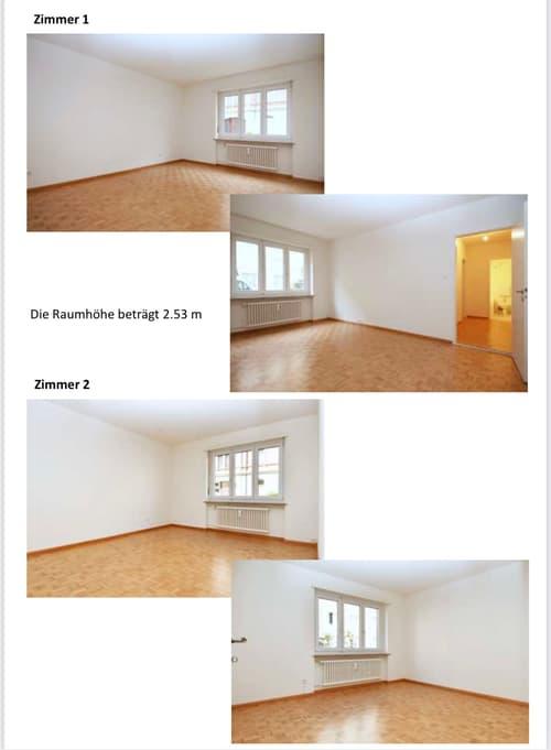 Renovierte 2,5-Zimmer-Wohung nähe Rhein zu vermieten (1)