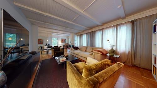 3.5 Penthouse Wohnung mit sehr grossen Terrasse Top-Aussicht (1)