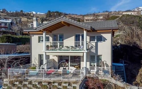 Magnifique maison à Sion (1)