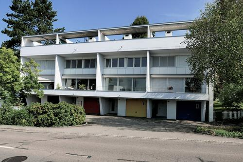 attraktives Maisonette mit Garage und Dachterrasse (1)