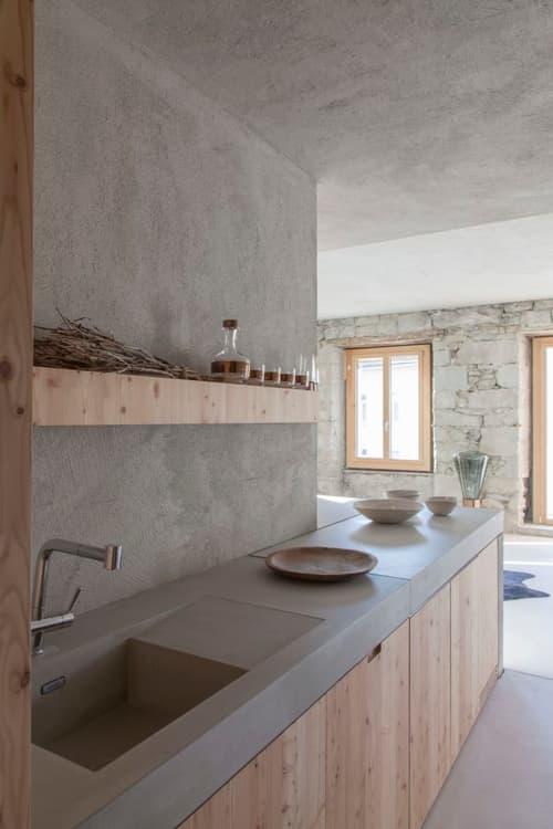 Modernes Wohnen in alten Mauern (1)