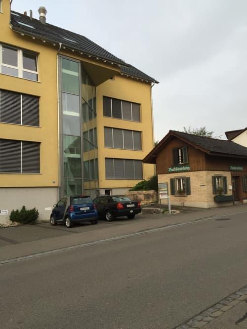 Helle 3-Zimmer Büro- Praxis- Gewerberäume im 3. OG (1)