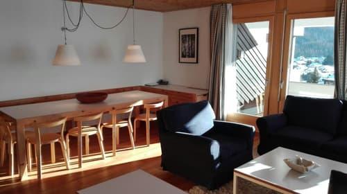 Splendido appartamento ammobiliato disponibile per contratto annuale. (1)