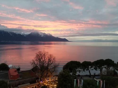 Sous location 6 mois magnifique 3,5 pièces Montreux