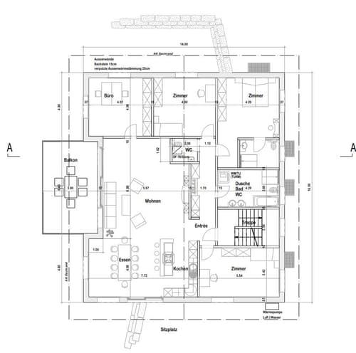 Luxuriöses, neues Einfamilienhaus (1)