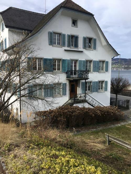 grosszügige Maisonette Wohnung in Patrizierhaus beim See (1)