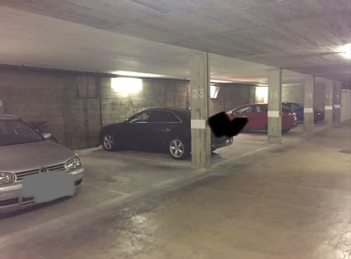 Places de parc souterraines à Genève (1)