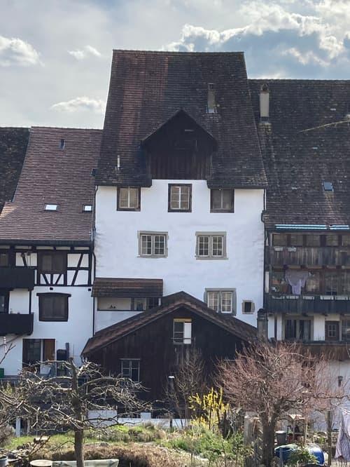 """Historisches Wohnhaus """"Kloster"""", Eglisau (1)"""