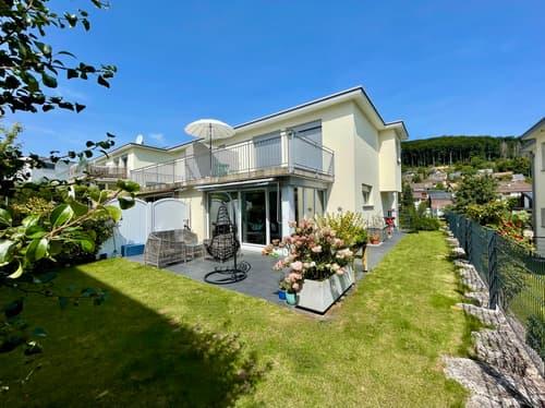 Sonniges und grosszügiges Doppeleinfamilienhaus in Frenkendorf (1)