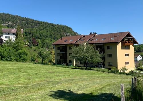 Mit Blick ins Grüne: Eine Wohnung mit bezaubernder Aussicht (1)