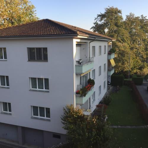 Wohnung mit Balkon zentral beim Gersag
