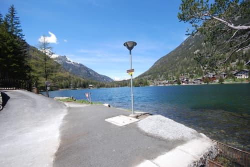 Traumhaftes Chalet 2 Min Gehweg vom See zu verkaufen (1)