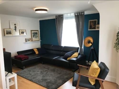 Möblierte Wohnung für Wochenaufenthalter/ Zwischenmiete (Nähe Basel/SBB)