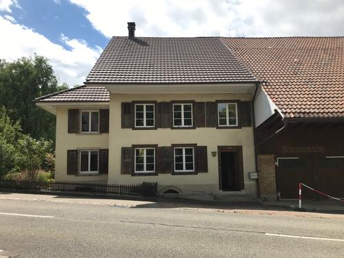 Bauernhaus in Diegten