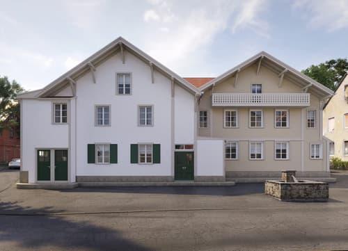 Wunderschöne kernsanierte Wohnung, mitten im Grünen! Erster Monat gratis! (1)