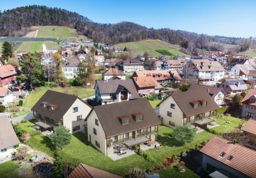 Doppeleinfamilienhaus in Oberstammheim (1)
