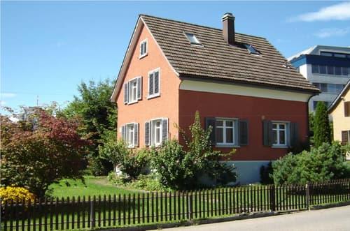Einfamilienhaus in Wetzikon ZH (1)