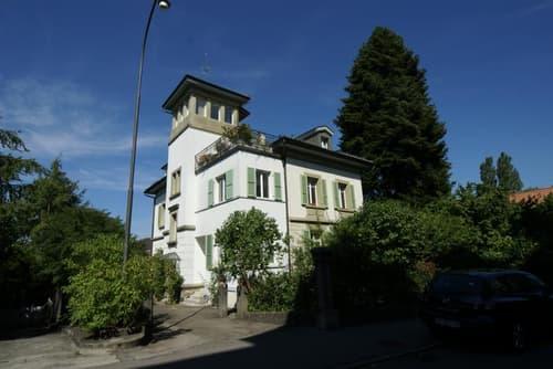 Stilvolle 4-Zi-Wohnung mit Dachterasse (1)