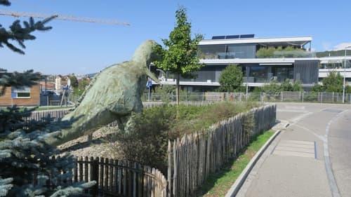 Tiefgaragenplatz im Buechquartier in Würenlos zu vermieten (1)