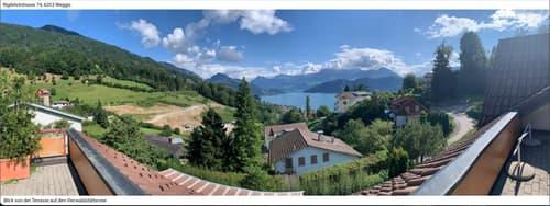 Traumhafte See-, Berg- und Weitsicht geniessen. (1)
