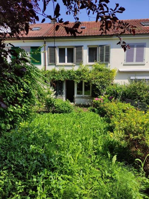 Einfamilienhaus an ruhiger und zentraler Lage im Zürcher Kreis 3