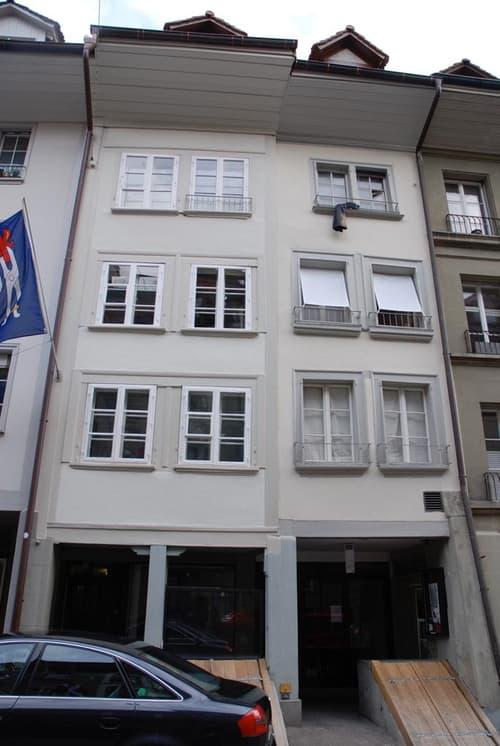 Romantische Maisonette 3-Zimmer Wohnung in Altstadt von Bern - frisch renoviert (1)