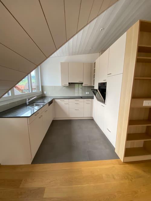 Dachwohnung in Hasle LU (1)