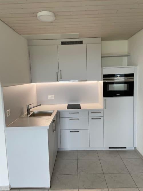 1 1/2-Zimmer-Wohnung / Studio inkl. Parkplatz