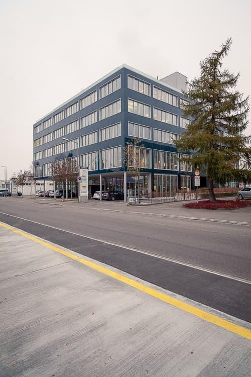 Bürofläche im modernen Geschäftshaus TIGERAuge mit Ausbaupotenzial