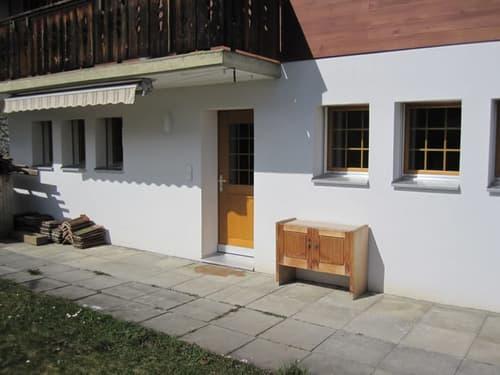 2-Zimmer Wohnung in Diemtigen zu vermieten (1)