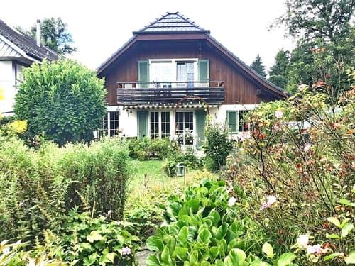 """Für viele ein """"Traumhaus"""" direkt an der Aare in Orpund (1)"""
