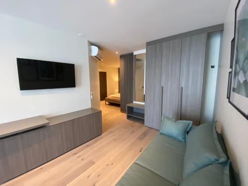 Moderne möblierte Hotel-Appartements in Feusisberg