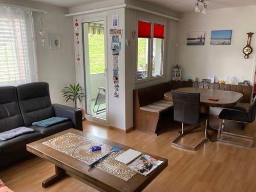 grosszügige 4.5-Zi-Wohnung mit 2 Balkonen (bei Interesse mit Hauswartamt) (1)