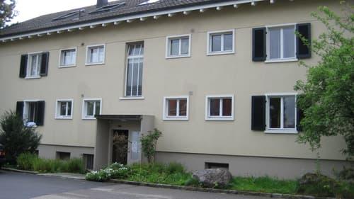 Sonnige Wohnung mit Blick ins Grüne (1)