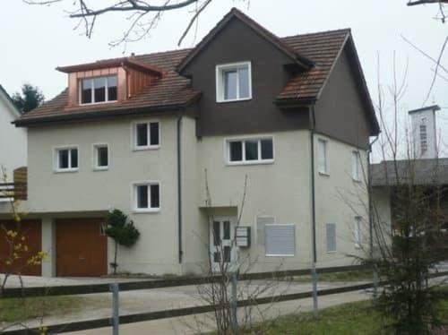 5.5-Zimmer-Einfamilienhaus im idyllischen Zuckenriet