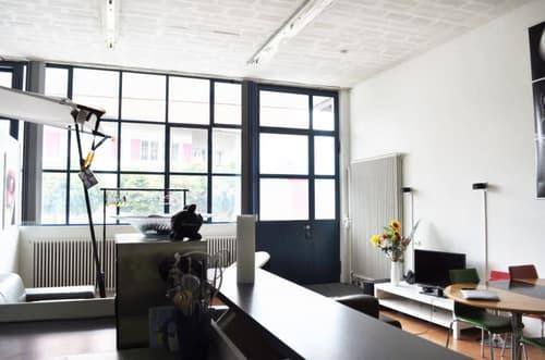Helle & moderne 3.5 Zimmer Loftwohnung
