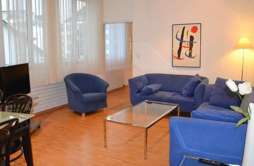 Möblierte Wohnung im Seefeld /Furnished apartment close to the Opera
