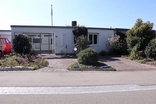Einfamilienhaus mit Atrium in familienfreundlicher Umgebung