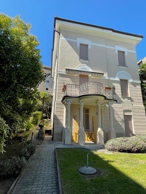 Affittasi appartamento in villa signorile  a Massagno (1)
