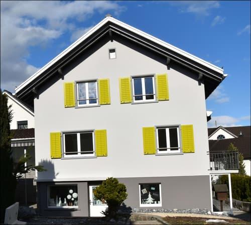 5.5 Zimmer Einfamilienhaus im Dorf
