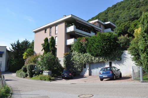 Affittasi 2 locali in zona tranquilla a Ponte Tresa Svizzera