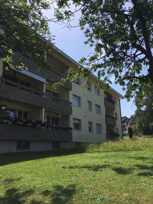 schöne 3.5 Zimmer-Wohnung mit Balkon in Gossau ZH (1)