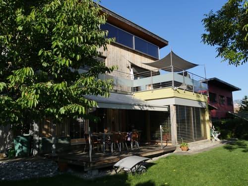 Einfamilienhaus in Rebstein