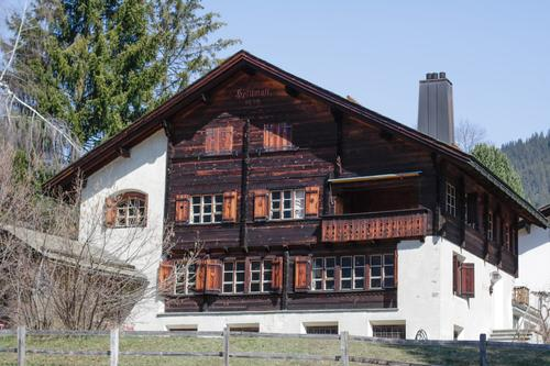 Chalet in Klosters