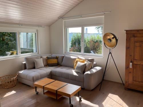 Möblierter Design-Traum am Waldrand (1)