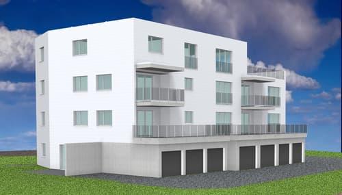 Ihr neues Zuhause: Erstbezug 3.5 Zi Whg 85m2 mit grosser Terasse 25m2 im Eigentumsstandard (1)