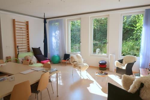 grosses Büro in Hettlingen